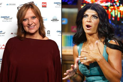 "Caroline Manzo on Teresa Giudice: ""I Haven't Seen Her Since the Reunion"""