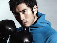 Godfrey Gao enjoys Hollywood