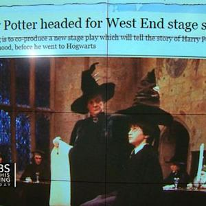 Headlines: Harry Potter to get prequel treatment