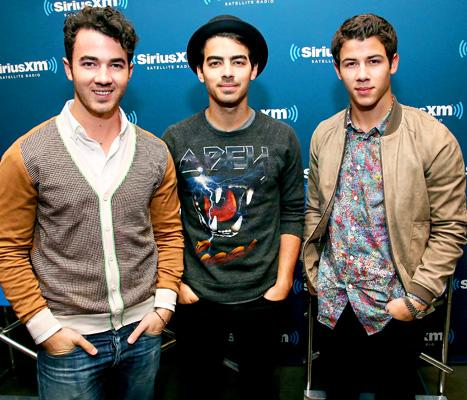 "The Jonas Brothers: ""We're Excited to Be Uncle Joe and Uncle Nick"""