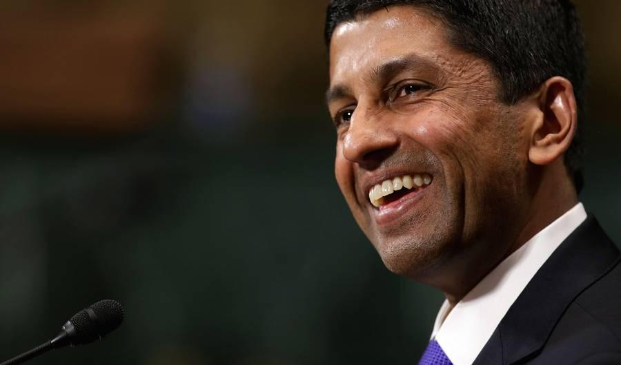 Who Is Sri Srinivasan? Meet the DC Circuit Judge Rumored to Take Antonin Scalia's Seat