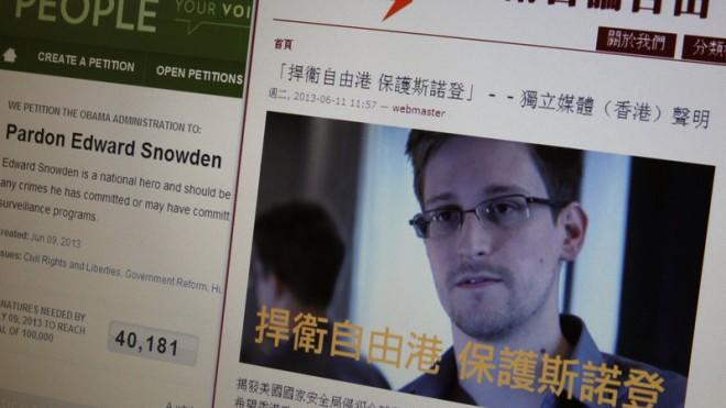 Snowden didn't seem to have to work very hard to grab top secret classified government info.
