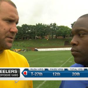 Pittsburgh Steelers quarterback Ben Roethlisberger on season: Health is the key
