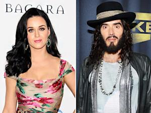 Katy Perry Ducks to Avoid Russell Brand While Dining With John Mayer at L.A. Restaurant