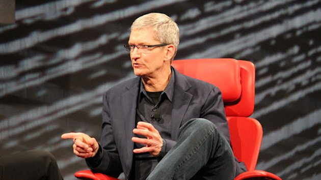 Tim Cook: One Year as Apple CEO (ABC News)
