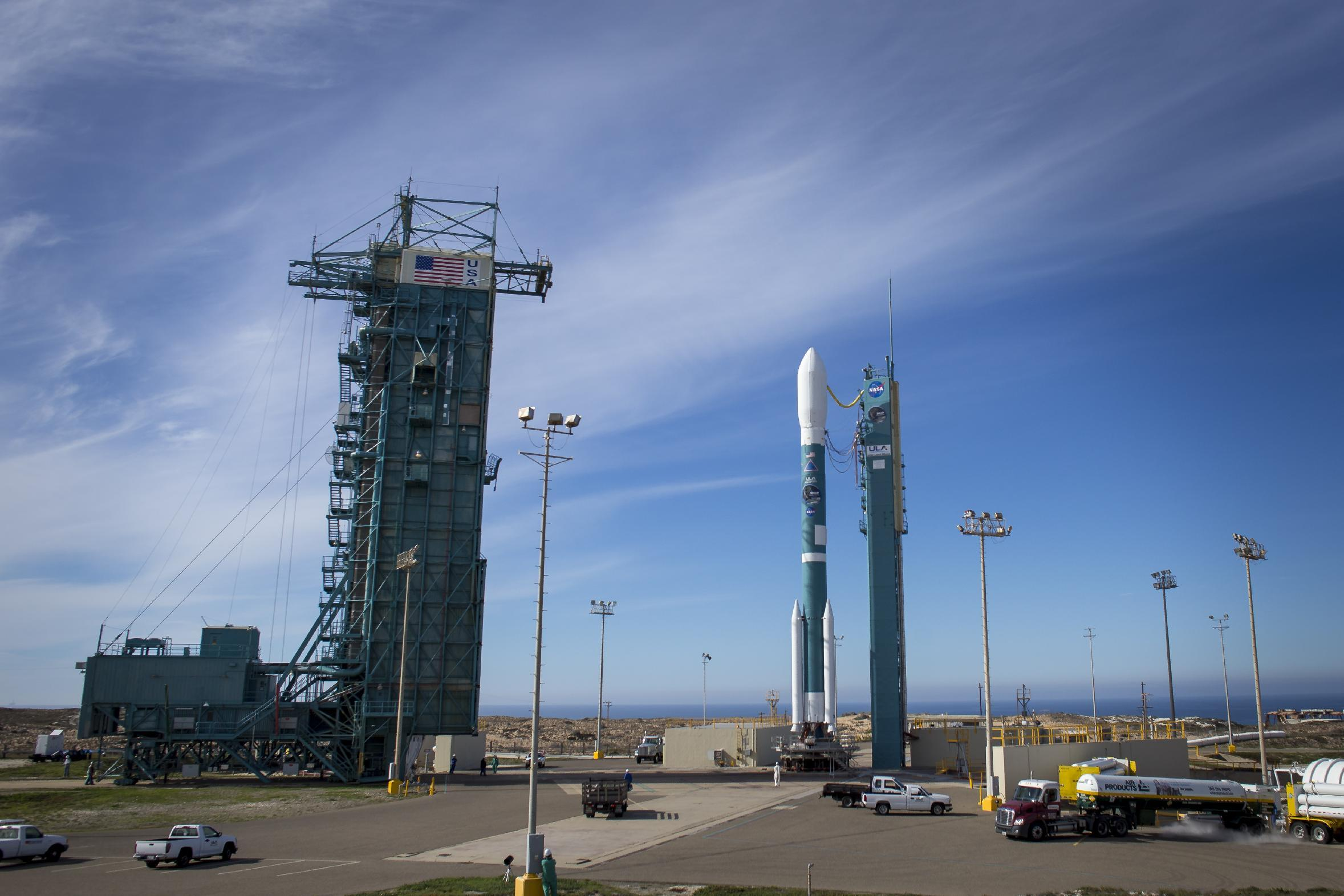 NASA delays soil study satellite launch for 'repairs'