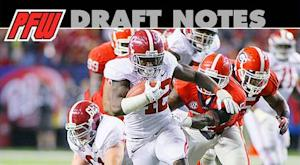 Lacy looks to continue Alabama RB tradition