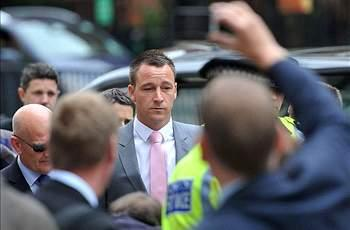 Terry banned for four games by FA after being found guilty of racially abusing Anton Ferdinand