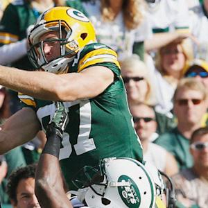 Week 2: Green Bay Packers wide receiver Jordy Nelson highlights