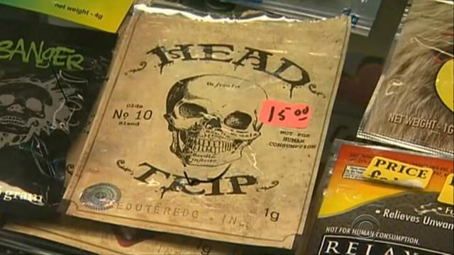 Spike in synthetic marijuana overdoses