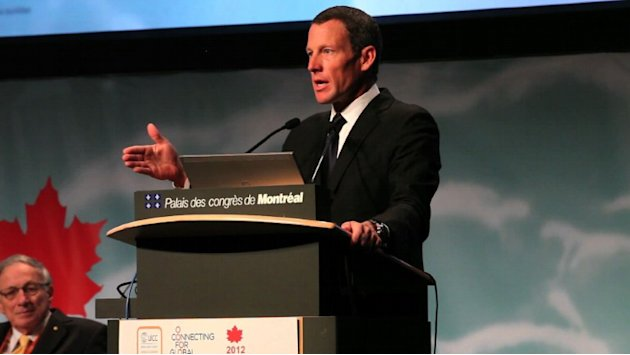 Lance Armstrong defiant in face of doping allegations