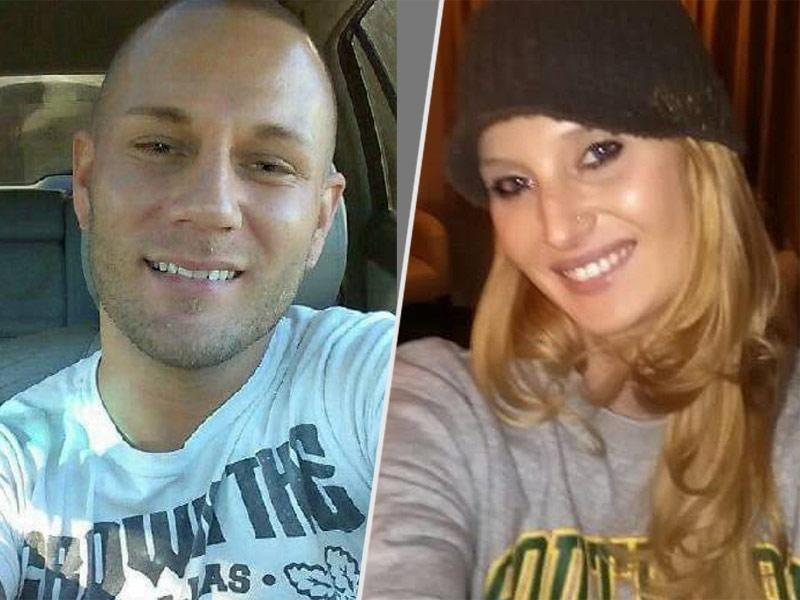 Hunt for Modern-Day 'Bonnie and Clyde' Couple Accused of Kidnapping and Other Crimes Ends With Man Dead and Woman in Custody