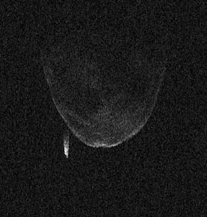 Huge Earth-Passing Asteroid an 'Entirely New Beast'