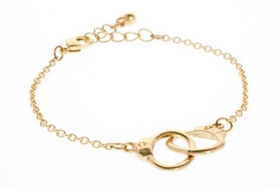 Handcuff &amp;quot;Ditsy&amp;quot; bracelet
