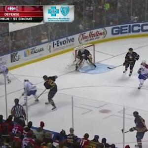 Canadiens at Sabres / Game Highlights