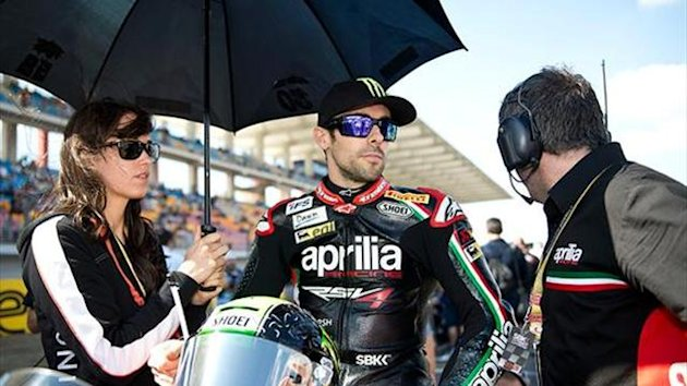 Laverty in talks for third factory Aprilia in WSBK
