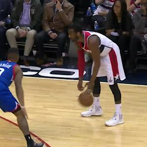 Sixers vs. Wizards