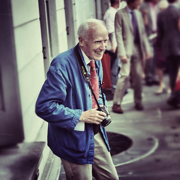 Bill Cunningham, New York Times Photographer