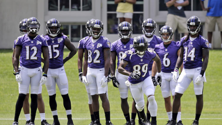 Steve Smith, Lardarius Webb get into scrap at Baltimore Ravens'…