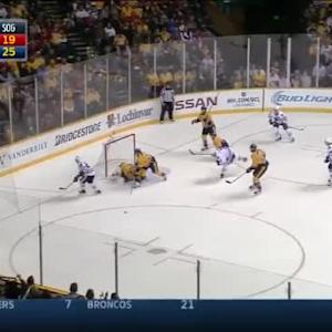 Pekka Rinne Save on Kris Versteeg (06:21/3rd)