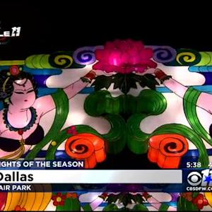 Celebrate Holidays At Chinese Lantern Festival