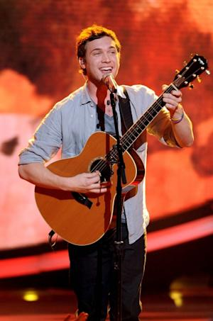 Phillip Phillips performs on 'American Idol,' May 16, 2012  -- FOX