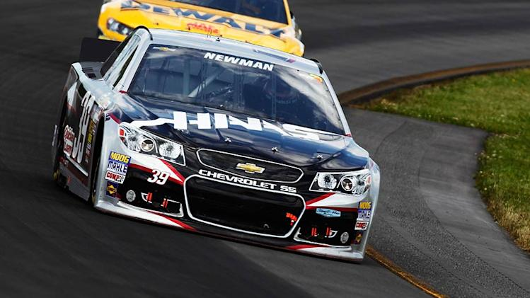 Newman shows potential for Michigan momentum