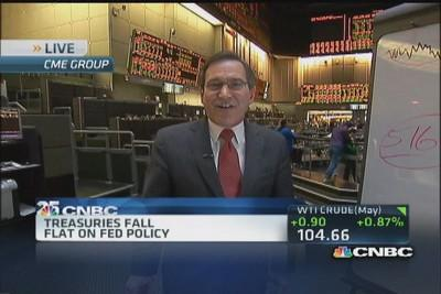 Santelli Exchange: Fed fell flat, in a yield curve way