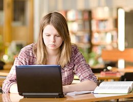 Encourage your teen to study hard copyright Ermolaev Alexander/Shutterstock.com