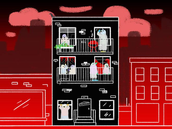 Curbed Horror Stories: New New Yorkers Find Their First Apartment Is Fully Occupied