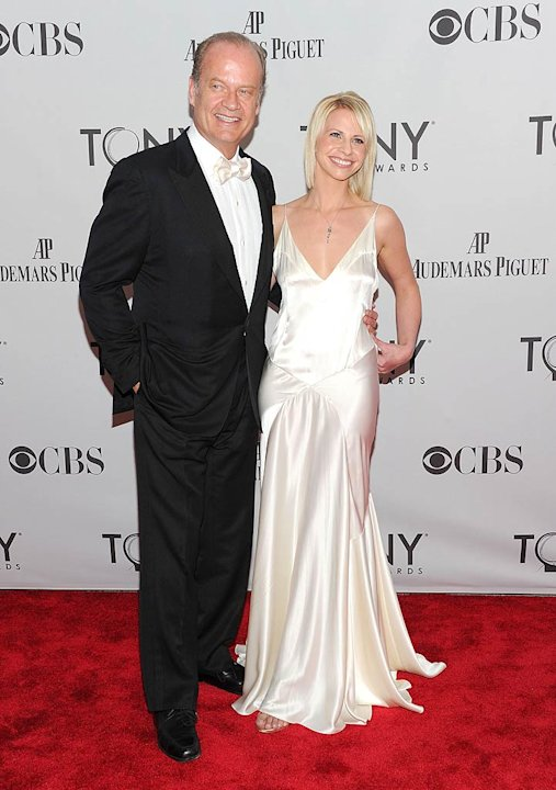 Grammer Walsh Tony Awards