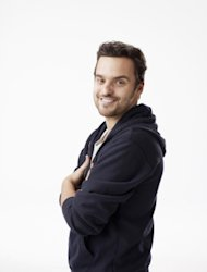Jake Johnson from FOX&#39;s &quot;New Girl&quot;