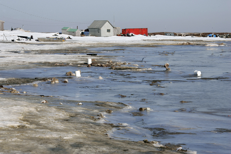 Obama visit puts spotlight on rough plight in rural Alaska