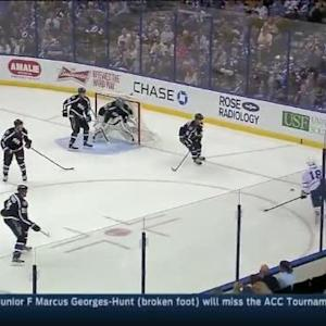 Ben Bishop Save on Richard Panik (17:29/2nd)