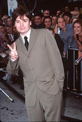 Mike Myers at the Westwood premiere of Dreamworks' Saving Private Ryan