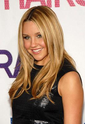 Amanda Bynes at the New York premiere of New Line Cinemas' Hairspray
