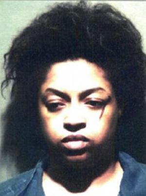 This photo released by the Montgomery County Police Dept shows Zakieya Latrice Avery, 28. Montgomery County Police charged 21-year-old Monifa Denise Sanford and Avery with murder in the deaths of two of Avery's children, a 1-year-old and a 2-year-old. The women are also facing attempted murder charges for injuring the children's siblings, ages 5 and 8. (AP Photo/Montgomery County Police Dept.)