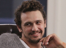 James Franco Hosting Ovation Arts Show 'James Franco Presents'