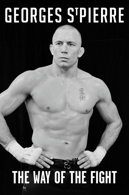 Georges St-Pierre UFC Welterweight Champion… and New York Times Bestselling Author