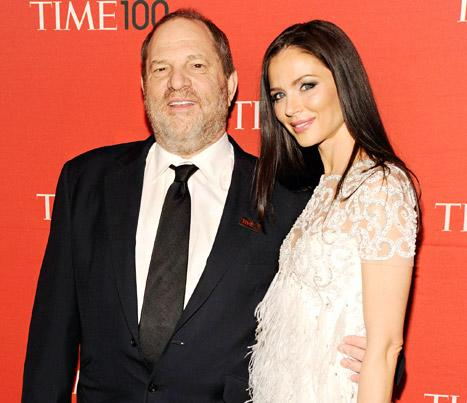 Harvey Weinstein Reveals Story Behind Newborn Son's Name, Dashiell