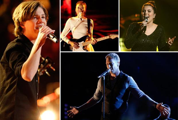 The Voice: Who Will Win Season 9? Get Odds for the 11 Remaining Singers!