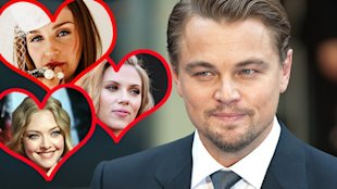 Fotos: Getty Images - Scarlett Johansson (r.), Amanda Seyfried (u.) oder das australische Model Alyce Crawford (o.) - welche Dame verdreht Neu-Single Leonardo DiCaprio wohl als nächste den Kopf?