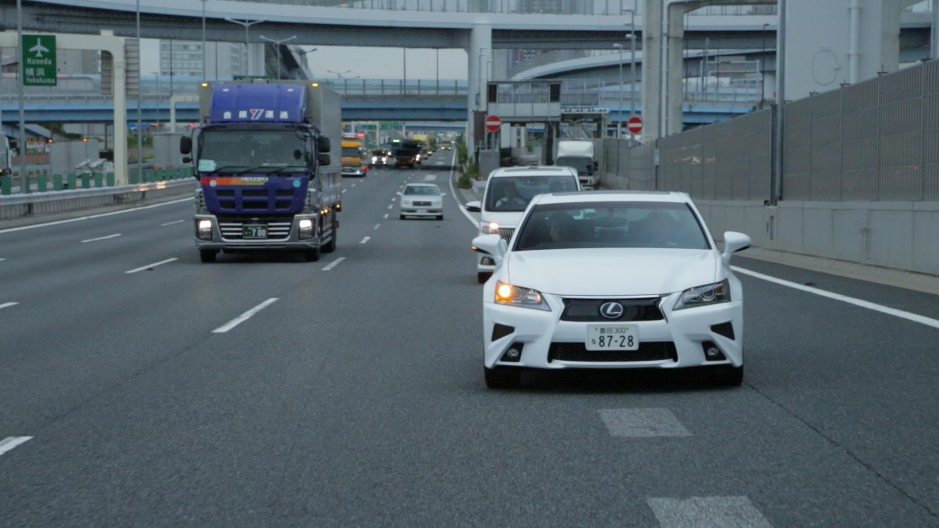 Toyota on the fast track to autonomous vehicles