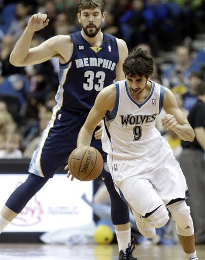 Grizzlies pull away to beat Timberwolves 99-86