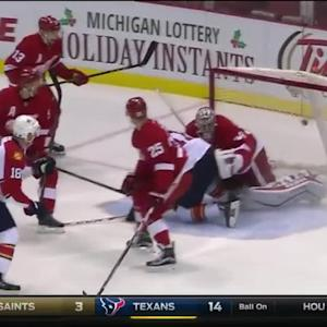 Florida Panthers at Detroit Red Wings - 11/29/2015