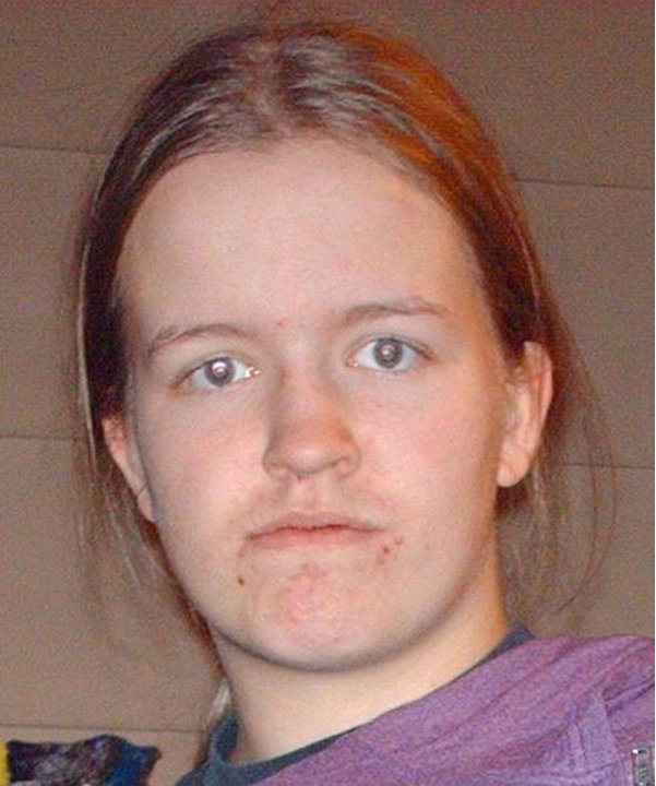 FILE - This file photo provided by The Iowa Department of Public Safety shows Kathlynn Shepard, 15. Michael J. Klunder, who police believe abducted 15-year-old Kathlynn Shepard and her 12-year-old fri