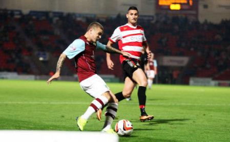 Soccer - Sky Bet Championship - Doncaster Rovers v Burnley - Keepmoat Stadium
