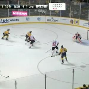 Flyers at Predators / Game Highlights