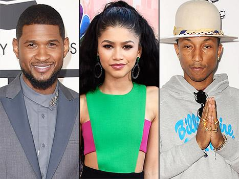 Dream Casting NBC's The Wiz: Zendaya Coleman as Dorothy, Usher as the Scarecrow -- Who Else Do You Want to See?