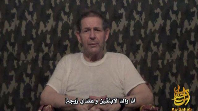 Al Qaeda Releases New Video of American Hostage